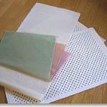 原紙等 stencil paper